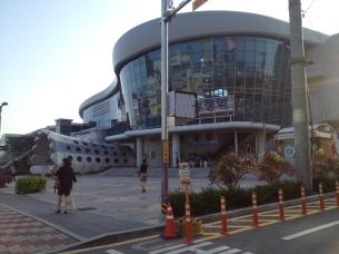 Gwangju Songjeong station.